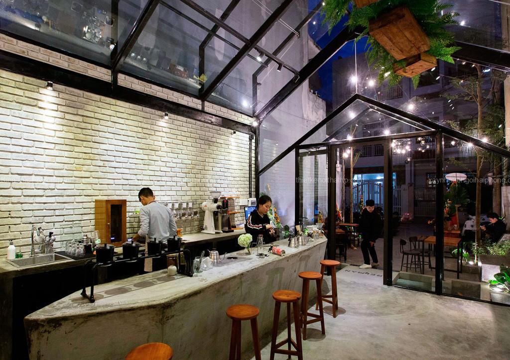 Thiết kế và thi công nội thất quán coffee đẹp và tiết kiệm chi phí thi công